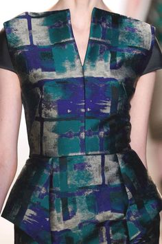 patternprints journal: PRINTS AND PATTERNS FROM NEW YORK FASHION WEEK  Lela Rose