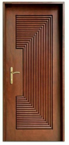 Designer Wood Doors Brilliant Teak Wood Finish Wooden Door With Window 8Feet Height  Doors . Inspiration Design