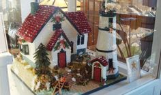 Gingerbread Houses at WomansDay.com - Gingerbread House Ideas