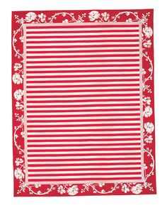 Quinn Red by Katrin Cargill for The Rug Company