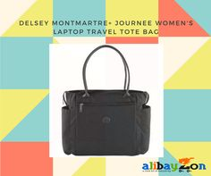 Delsey Montmartre+ Journee Women's Laptop Travel Tote Bag, Bordeaux $72.98 We are a clearinghouse of a major retailer. All our items are shipped directly from our suppliers.