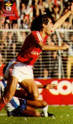 A Minha Chama: Jogos Imortais: S.L. Benfica 3 porto 1 (1986-1987)