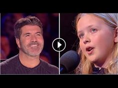 A Young Shy Girl Walks On Stage, but within Seconds Everyone's Jaw Hit T...