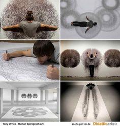 Toni orrico using the full body to draw Instalation Art, Drawing Machine, Illustration Art, Illustrations, Expressive Art, Wow Art, Hand Art, Art Classroom, Art Club