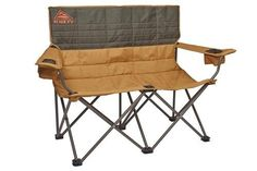 Loveseat | Kelty #ad Camping Cot, Camping Blanket, Camping Chairs, Camping Gear, Camping Stuff, Tailgating Gear, Minivan Camping, Camping Table, Camping Items