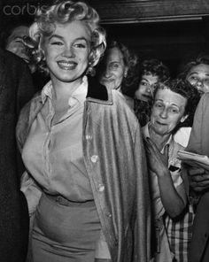Marilyn Monroe pregnancy hospital