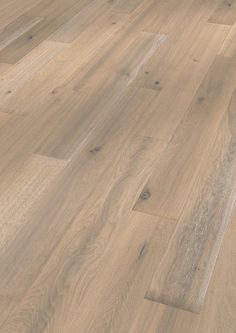Meister three-layer Parquet PS 300 Oak lively creamwhite limed brushed 8245 Naturally oiled
