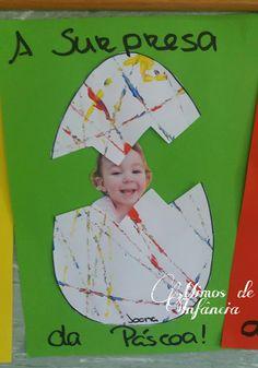 Mimos de Infância: Páscoa Feliz