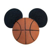 Disney Car Antenna Topper - Basketball