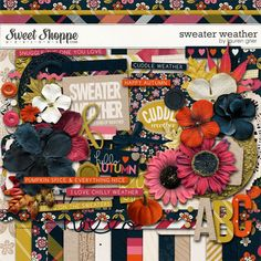 Sweater Weather by Lauren Grier at Sweet Shoppe Designs