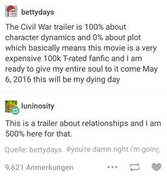 What the Civil War trailer is all about