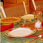 Comidas y bebidas moderadas en las fiestas año nuevo, navidad, noche buena...