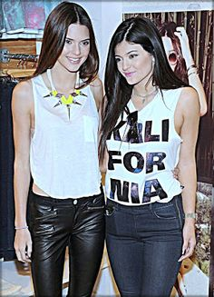 Kendall Jenner and her sibling Kylie are two members with the Kardashian clan that rarely creates headlines...