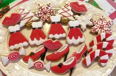 mrs claus | Cookie Connection