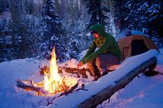 Stay dry | Outdoor Survival : 13 Winter Camping Tips For Every Survivalist