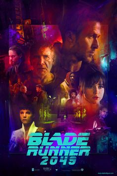 Blade Runner 2049 - Illustrated One Sheet by Vlad Rodriguez Pop Art, Poster Competition, Movie Market, Cool Posters, Movie Posters, Blade Runner 2049, The Best Films, Runners World, Cultura Pop