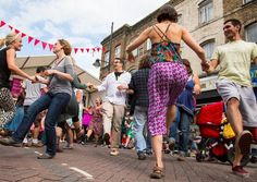 Summer celebrations begin in London's East End with two days of festivals this weekend—turning E3 into a festival postcode.
