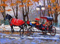 Juan Cristobal   artiste peintre