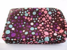 Womans Triple Zipper Clutch Bag with Strap Phone Case Organizer Bag #Unbranded #MiniWallet