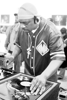 "Curtis Fisher, better known by his stage name Grandmaster Caz or Cassanova Fly is an American ""Old Skool"" rapper, MC, and DJ"