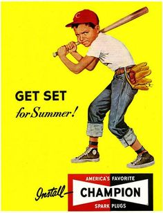 Publicidad de los años 1950.1959