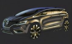 Renault's Espace Breaks New Ground
