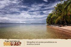 Mergulhar em praias paradisíacas na América Central  Foto: Jimbos Padros 500xp.com/photo/46883784