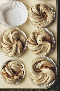 Milk and Honey: Sourdough Swedish Cinnamon and Cardamom Buns
