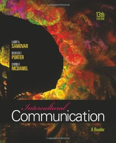 Intercultural Communication: A Reader by Larry A. Samovar