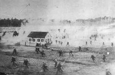 German Troop movements