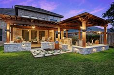 Project of the Month: March 2016 from Texas Custom Patios