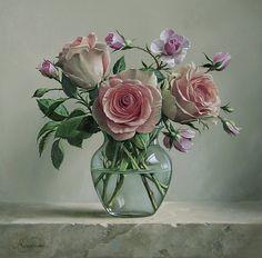 Flower Masterpieces by Pieter Wagemans