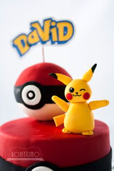 Bonitisimo: Tarta Pokemon Pokeball