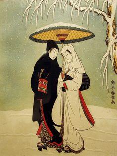 Ilustraciones japonesas y chinas