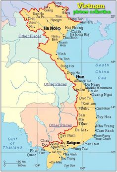Map Of Vietnam Laos Cambodia So Much Inspiration Was Born - Travel from us to laos world map