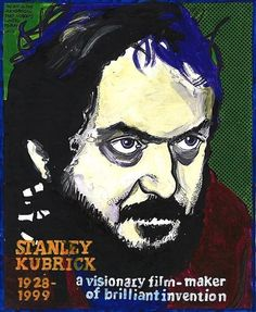 Stanley Kubrick by Michael Cera, Stanley Kubrick, Cinematography, Filmmaking, My Friend, That Look, Joker, Portrait, Period