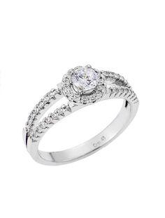 Προσφορά Μονόπετρο Δαχτυλίδι Λευκό 14Κ με Ζιργκόν Μονόπετρο Δαχτυλίδι Λευκό 14Κ με Ζιργκόν Αναφορά 022069 Ένα πανέμορφο δαχτυλίδι (μονόπετρο) που μπορείτε να χαρίσετε σε μια γυναίκα για αρραβώνα ή για γάμο το οποίο είναι κατασκευασμένο από Χρυσό 14Κ σε λευκό χρώμα.Οι πέτρες που το διακοσμούν είναι ημιπολύτιμες (ζιργκόν) σε λευκό χρώμα. Engagement Rings, Jewelry, Fashion, Enagement Rings, Moda, Wedding Rings, Jewlery, Jewerly, Fashion Styles
