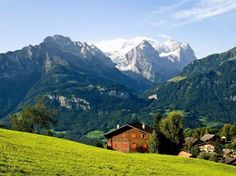 Hazliberg, Suíça
