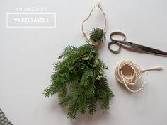 DIY: MODERNI HAVUKRANSSI