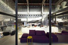 Galeria de A Casca e seu Conteúdo – Showroom Italia B&B / Pitsou Kedem Architects - 45