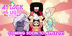 grumpyfaceblog:  Attack the Light is coming very soon to the new Apple TV!!  Featuring glorious HD graphics, re-designed controls created specifically for the Apple TV remote AND new gamepad controls supporting all MFI controllers!  Also added to this version: DIAMOND MODE – an all new harder difficulty setting that makes enemies much meaner and also hides all bonus tap stars! And finally: owners of the iOS version will be able to download the TV version for free!  Hope you'll look forward…