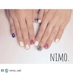 uipoooon#Repost @nimo_nail with @repostapp. ・・・ ペイズリー柄♡ . #nail#ネイル#breathbeauu #ショートネイル#ペイズリー柄 #セルフ#三宮#art#手書き New nail♡ バンダナの柄!何てゆーんやっけ?!ってよくなる。。。笑 今回も可愛いくしてもらった♡
