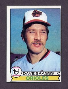 1979 topps Dave Skaggs MINT Perfect Condition/Flawless Have 1 for trade/sell