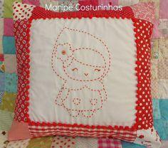 Little red riding hood cushion