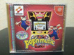 Pop'n Music Dreamcast Japan Sega