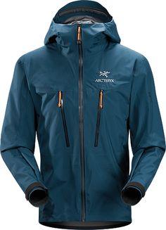 The good gore-tex. Arc'teryx Alpha LT Jacket