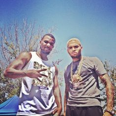 On The Set of Game 'Celebration' Music Video (ft. Chris Brown, Tyga, Wiz Khalifa & Lil Wayne)