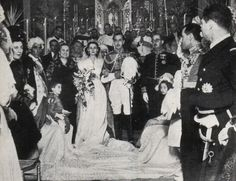 1000 Images About Bodas Reales 1940 1949 On Pinterest border=