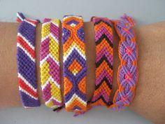 Choose a Friendship Bracelet