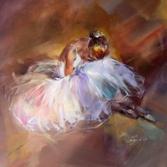 Anna Razumovskaya - Sleeping Beauty I